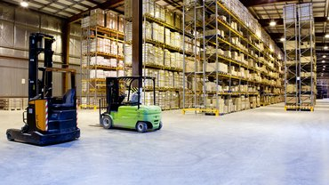 Speditionen und Logistik