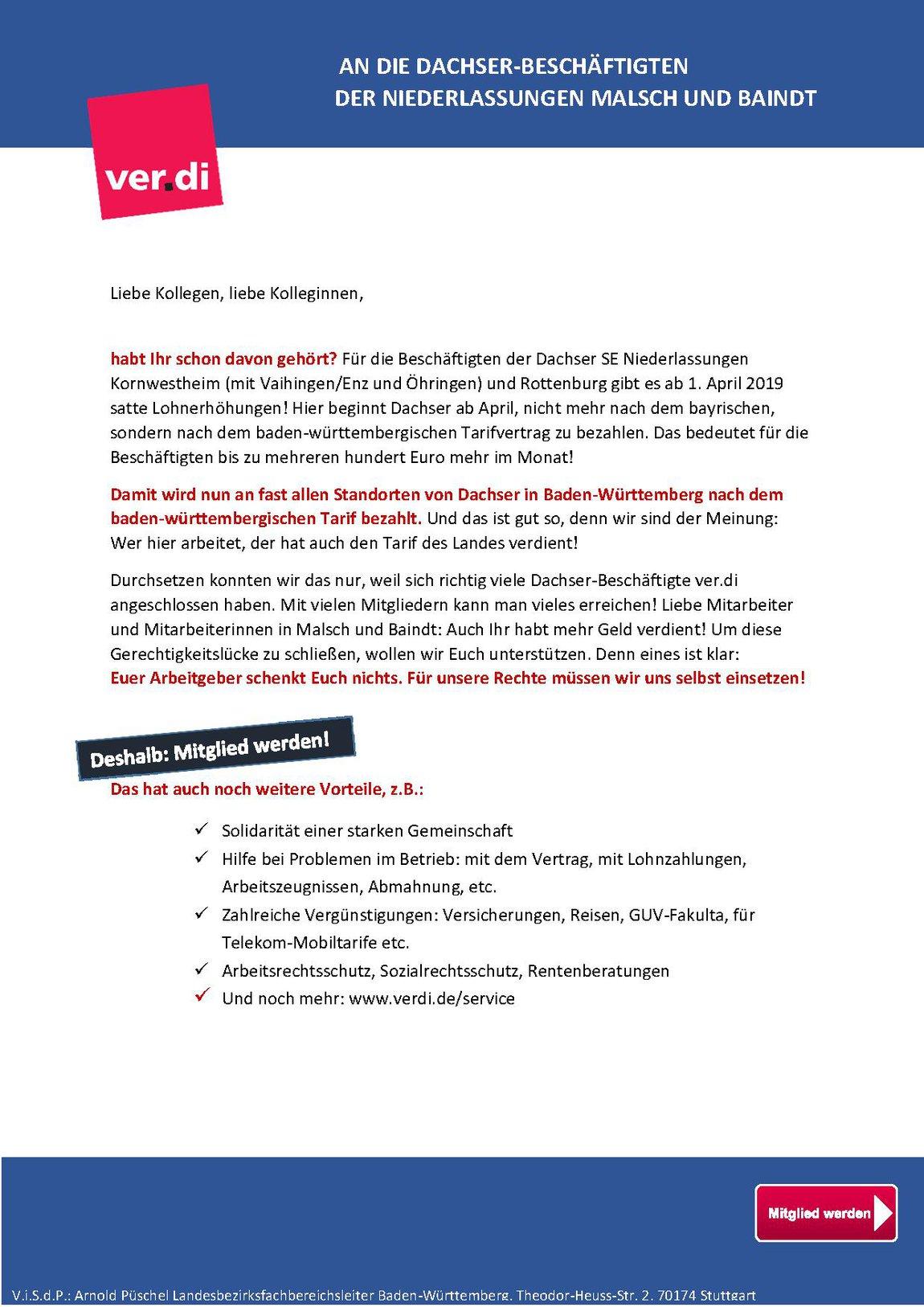 Information Bayern